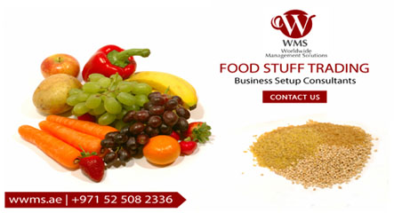 FOODSTUFF Trading LLC | Company Registration | WMS