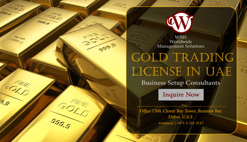 gold trading license in uae
